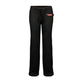 ENZA Ladies Black Fleece Pant-SWAC