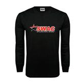 Black Long Sleeve TShirt-SWAC