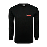 Black Long Sleeve TShirt-SWAC