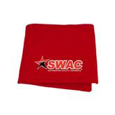 Red Sweatshirt Blanket-SWAC