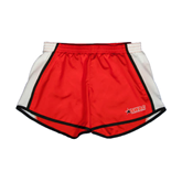 Ladies Red/White Team Short-SWAC