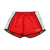 Ladies Red/White Team Short-SWAC