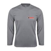 Performance Steel Longsleeve Shirt-SWAC