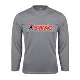 Syntrel Performance Steel Longsleeve Shirt-SWAC