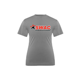 Youth Syntrel Performance Steel Training Tee-SWAC