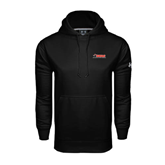 Under Armour Black Performance Sweats Team Hoodie-SWAC