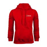 Champion Red Fleece Hood-SWAC