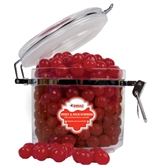 Sweet & Sour Cherry Surprise Round Canister-SWAC