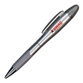 Silver/Silver Blossom Pen/Highlighter-SWAC