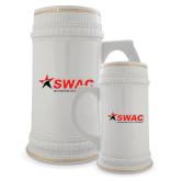 Full Color Decorative Ceramic Mug 22oz-SWAC