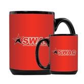 Full Color Black Mug 15oz-SWAC