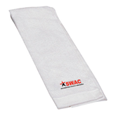 White Golf Towel-SWAC