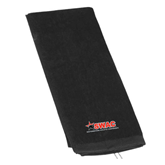 Black Golf Towel-SWAC