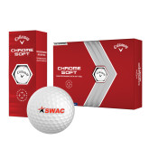 Callaway Chrome Soft Golf Balls 12/pkg-SWAC