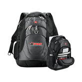 Wenger Swiss Army Tech Charcoal Compu Backpack-SWAC