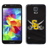 Galaxy S5 Skin-Interlocking SU w/Sabers