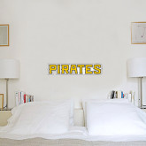 6 in x 2 ft Fan WallSkinz-Pirates Word Mark