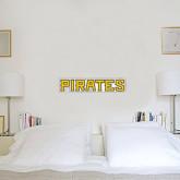 6 in x 2 ft Fan WallSkinz-Pirates Word Mark