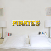 1 ft x 3 ft Fan WallSkinz-Pirates Word Mark