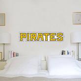 1 ft x 3 ft Fan WallSkinz-Pirates Word Mark
