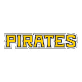 Large Decal-Pirates Word Mark, 12 inches wide