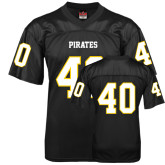 Replica Black Adult Football Jersey-#40