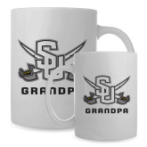 Full Color White Mug 15oz-Grandpa