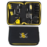 Compact 23 Piece Tool Set-Interlocking SU w/Sabers