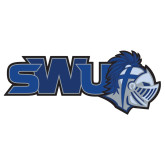 Extra Large Decal-SWU w/ Knight, 18 inches wide