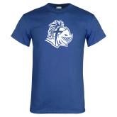 Royal T Shirt-Warrior Helmet