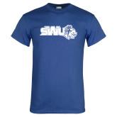 Royal T Shirt-SWU w/ Knight