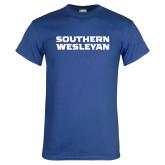 Royal T Shirt-Southern Wesleyan
