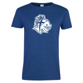 Ladies Royal T Shirt-Warrior Helmet