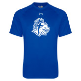 Under Armour Royal Tech Tee-Warrior Helmet