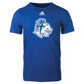 Adidas Royal Logo T Shirt-Warrior Helmet