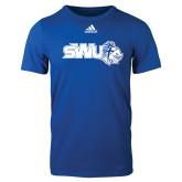 Adidas Royal Logo T Shirt-SWU w/ Knight