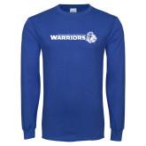 Royal Long Sleeve T Shirt-Warriors w/ Knight