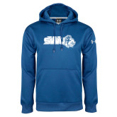 Under Armour Royal Performance Sweats Team Hoodie-SWU w/ Knight