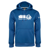 Under Armour Royal Performance Sweats Team Hoodie-Track and Field