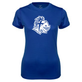 Ladies Syntrel Performance Royal Tee-Warrior Helmet