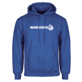Royal Fleece Hoodie-Warriors w/ Knight