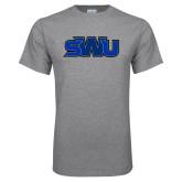 Grey T Shirt-SWU