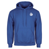 Royal Fleece Hoodie-Warrior Helmet