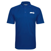 Royal Textured Saddle Shoulder Polo-SWU w/ Knight