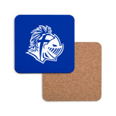 Hardboard Coaster w/Cork Backing-Warrior Helmet