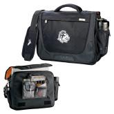 High Sierra Black Upload Business Compu Case-Warrior Helmet