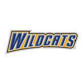 Medium Decal-Wildcats, 8 inches wide