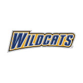 Small Decal-Wildcats, 6 inches wide