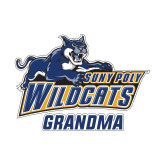 Small Decal-Wildcat Grandma, 6 inches wide