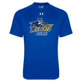 Under Armour Royal Tech Tee-Wildcat Alumni